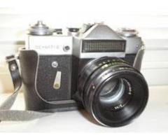 """Продам фотоаппарат """"Зенит-Е"""""""