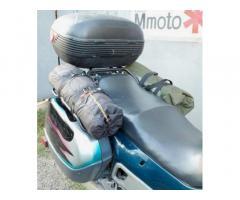 Боковые рамки, багажные системы, дуги безопасности для мотоциклов.